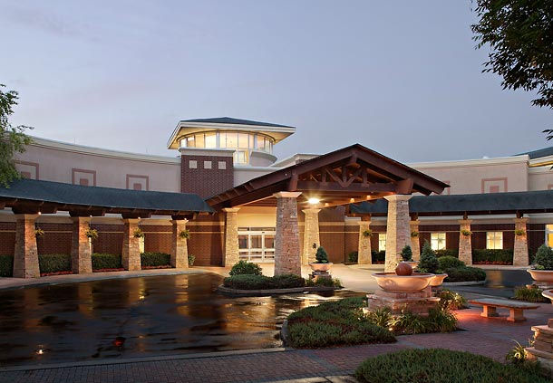 Marriott MeadowView Conference Resort and Convention Center